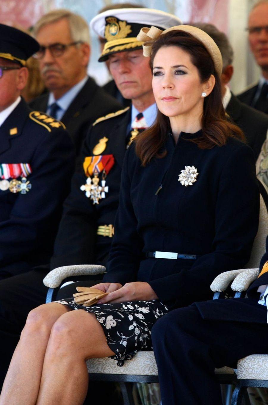 La princesse Mary de Danemark à Copenhague, le 5 septembre 2016
