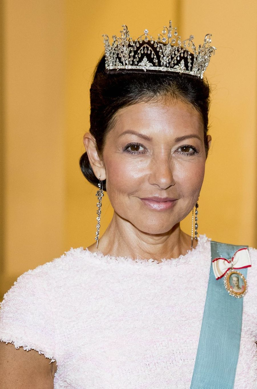 La comtesse Alexandra de Frederiksborg à Copenhague, le 26 mai 2018