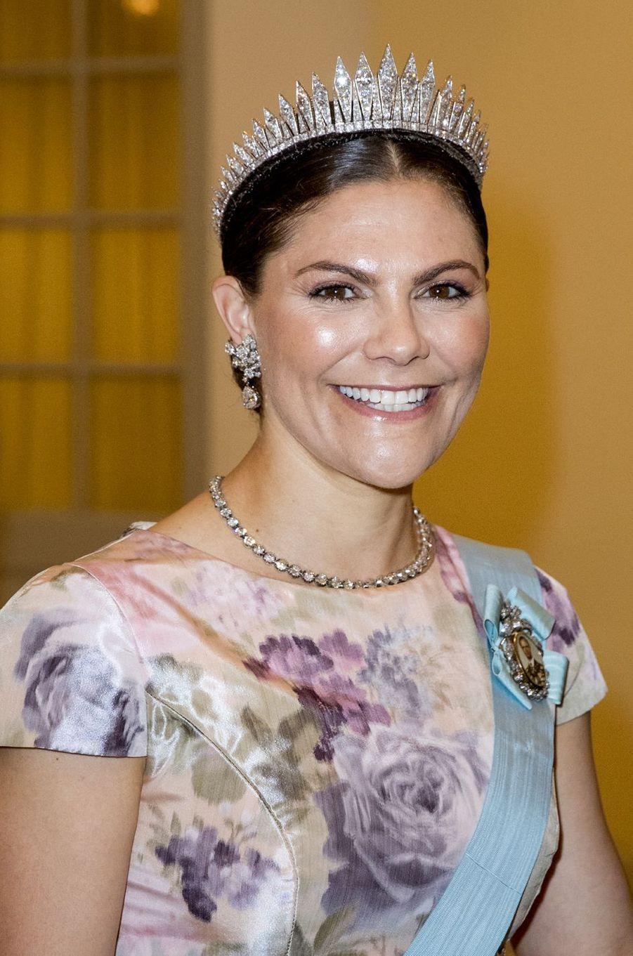 La princesse Victoria de Suède à Copenhague, le 26 mai 2018