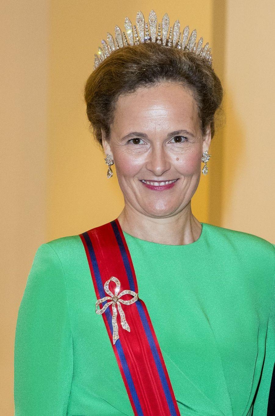 La princesse Sophie de Liechtenstein à Copenhague, le 26 mai 2018
