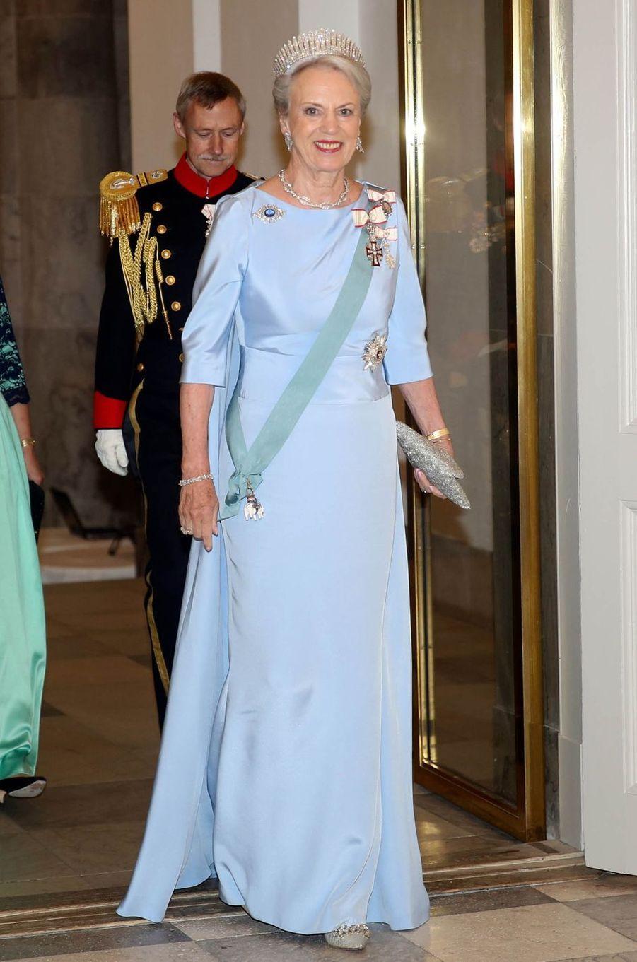 La princesse Benedikte de Danemark à Copenhague, le 26 mai 2018