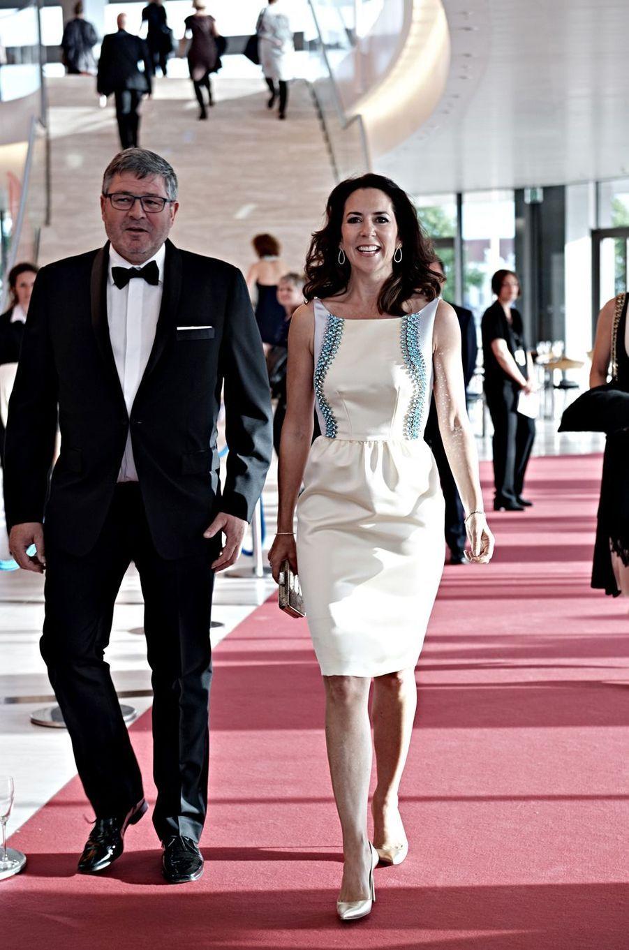 La princesse Mary de Danemark à Copenhague, le 12 juin 2016