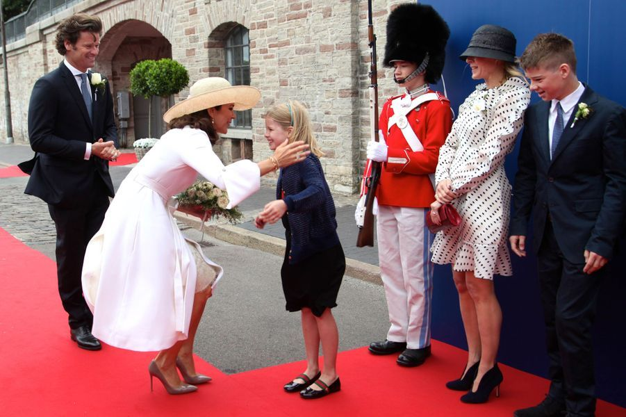 La princesse Mary de Danemark à Copenhague, le 13 juin 2016