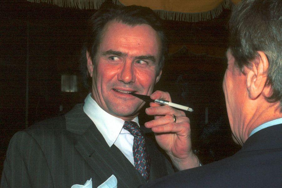 Le prince Henrik de Danemark, en 1982