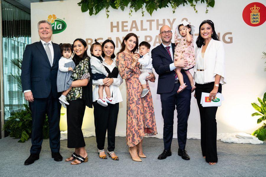 La princesse Mary de Danemark, le 2 décembre 2019 à Jakarta