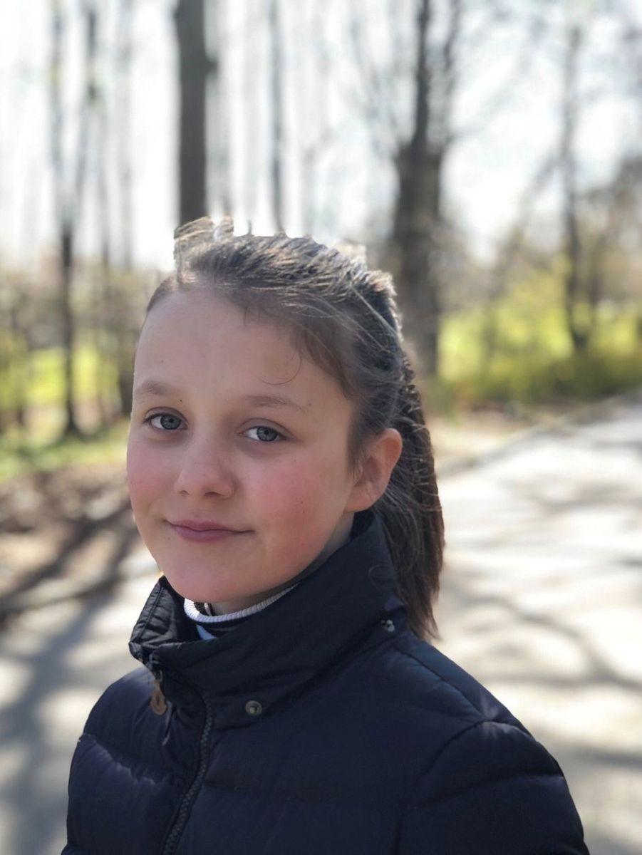 La princesse Isabella de Danemark. L'une des trois photos diffusées le 21 avril 2019 pour ses 12 ans