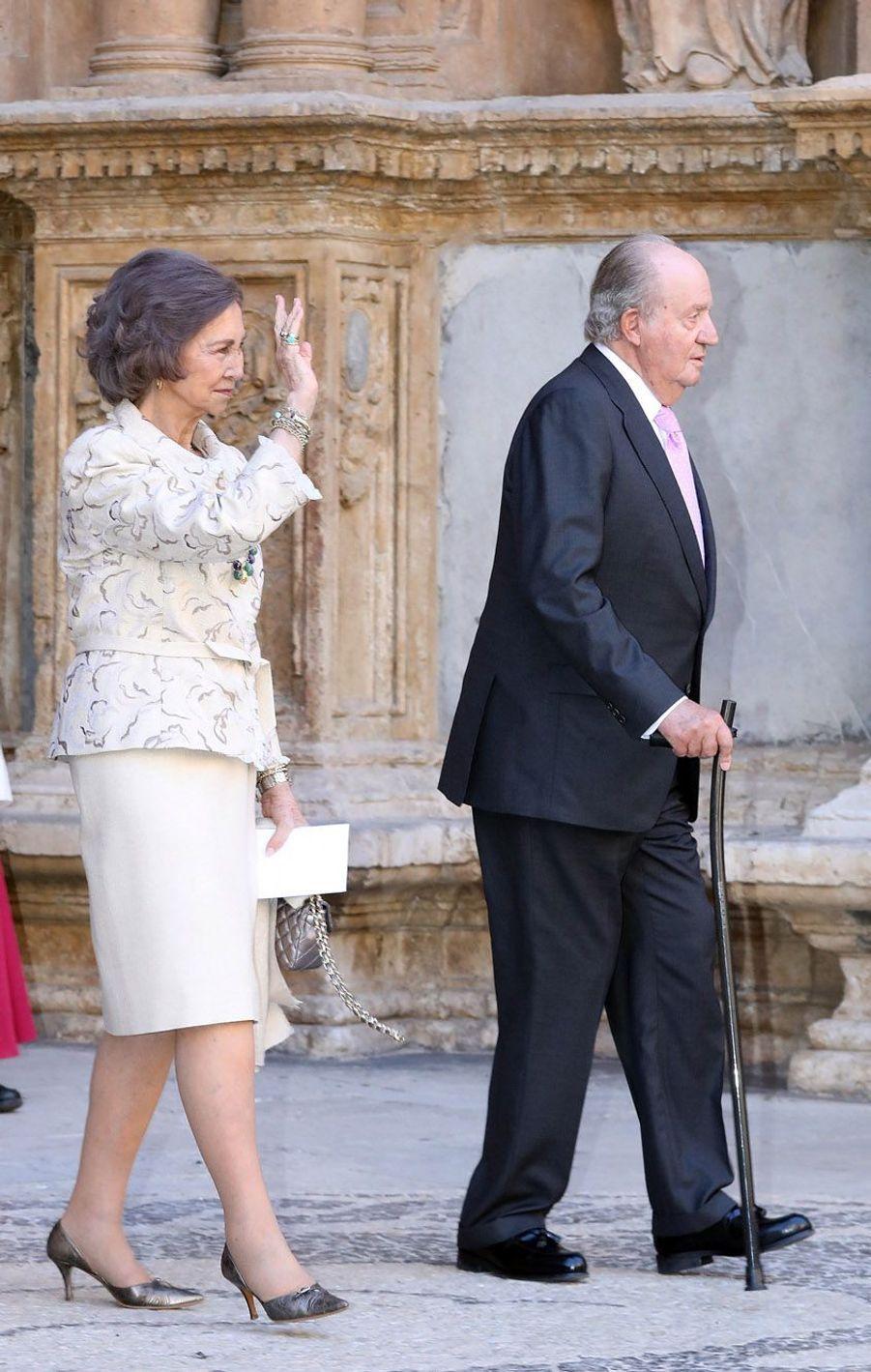 Sophie de Grèce et Juan Carlos