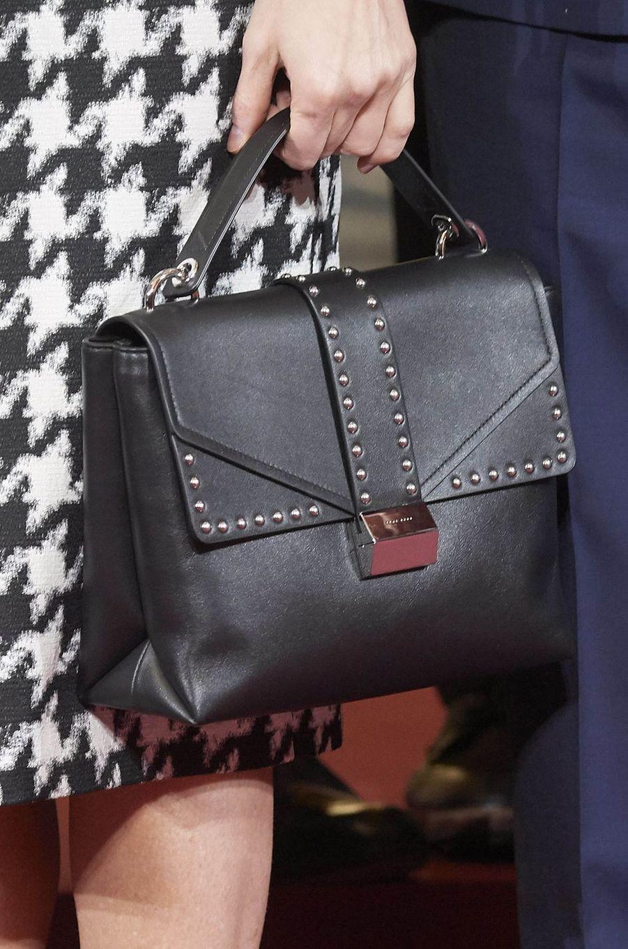 Le sac de la reine Letizia d'Espagne à Cordoue, le 18 février 2019
