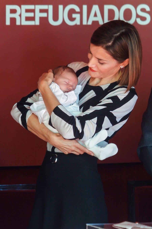 Letizia veut-elle un troisième enfant ?