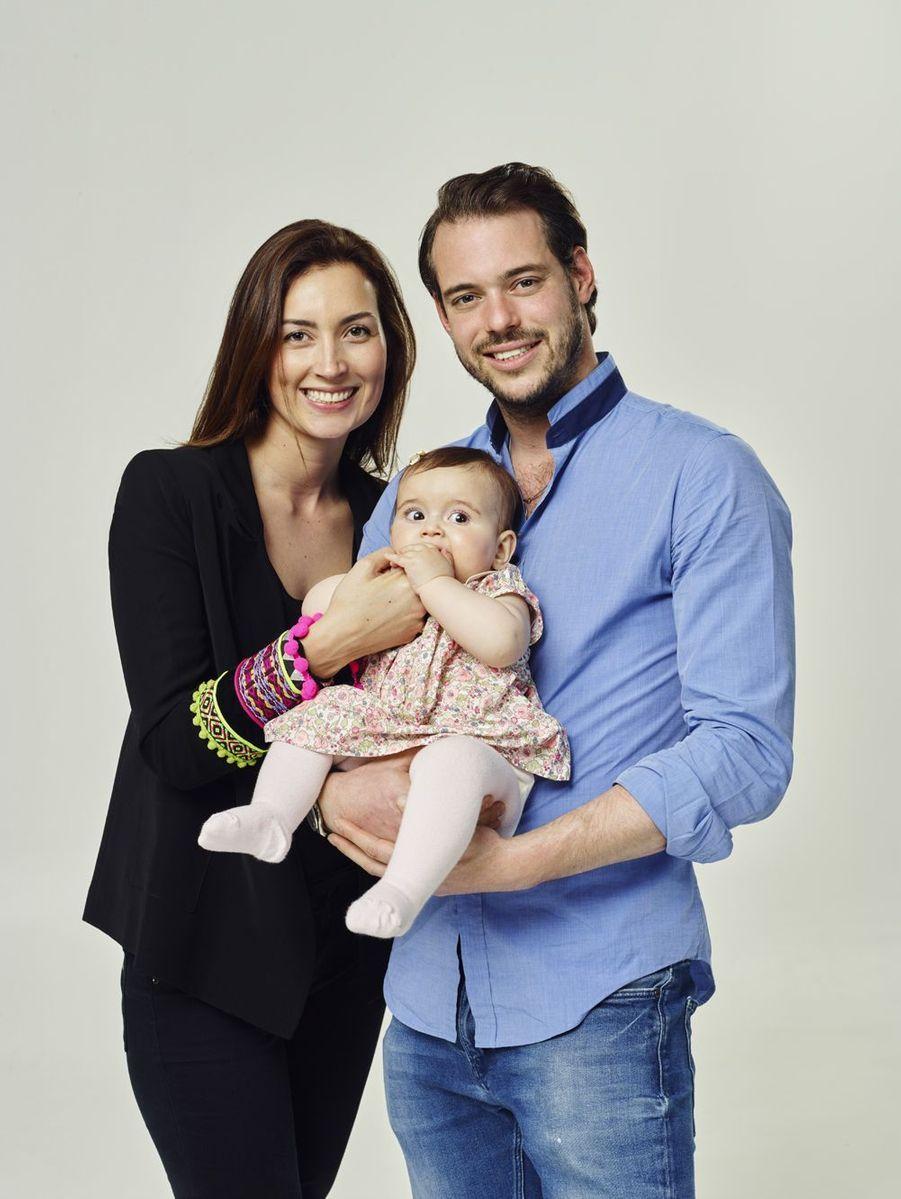 Claire et Amalia fêtent les 31 ans du prince Felix