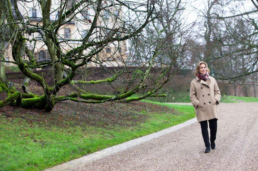 La grande-duchesse Maria Teresa de Luxembourg