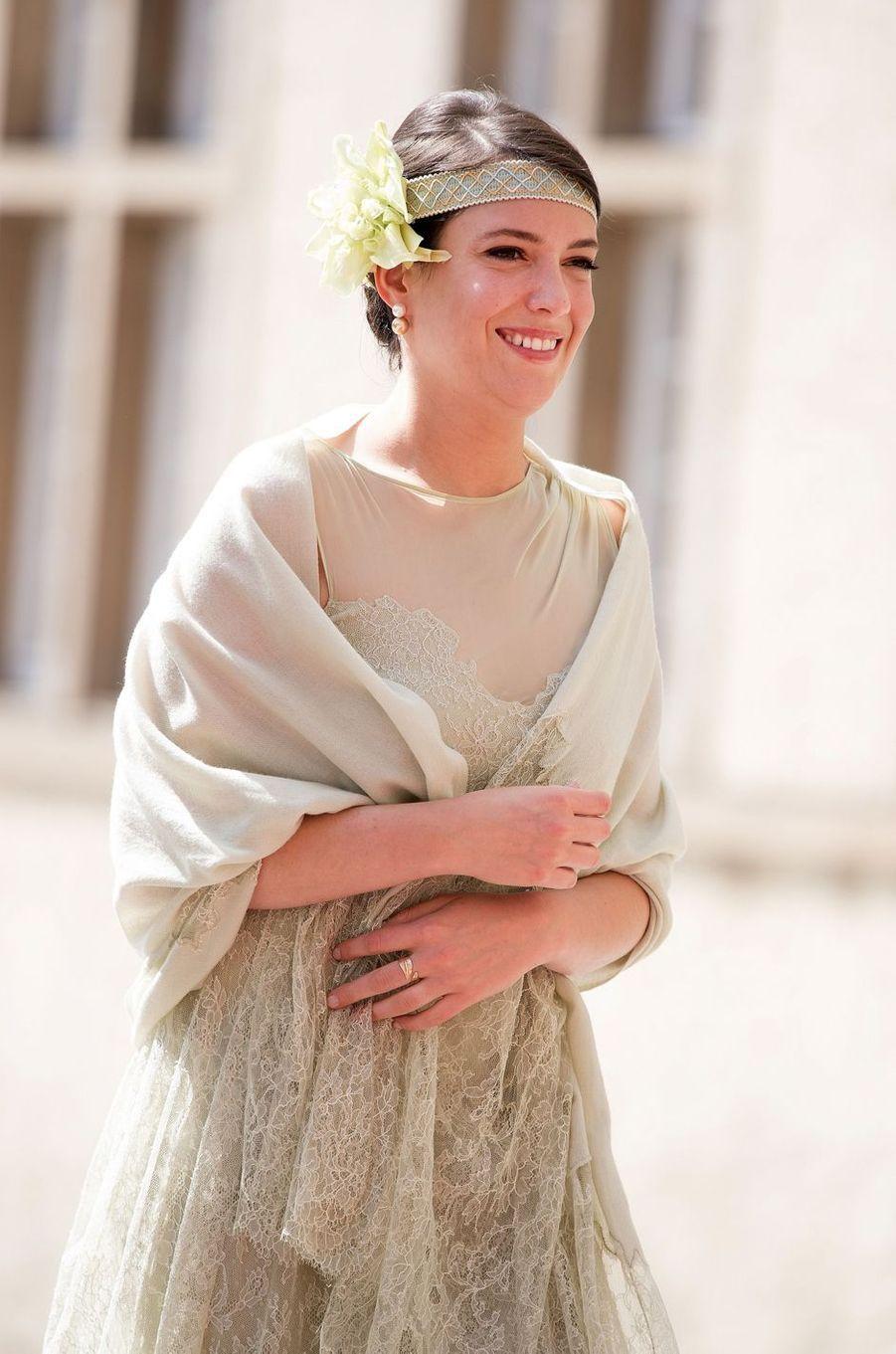 La princesse Alexandra de Luxembourg, le 23 juin 2015