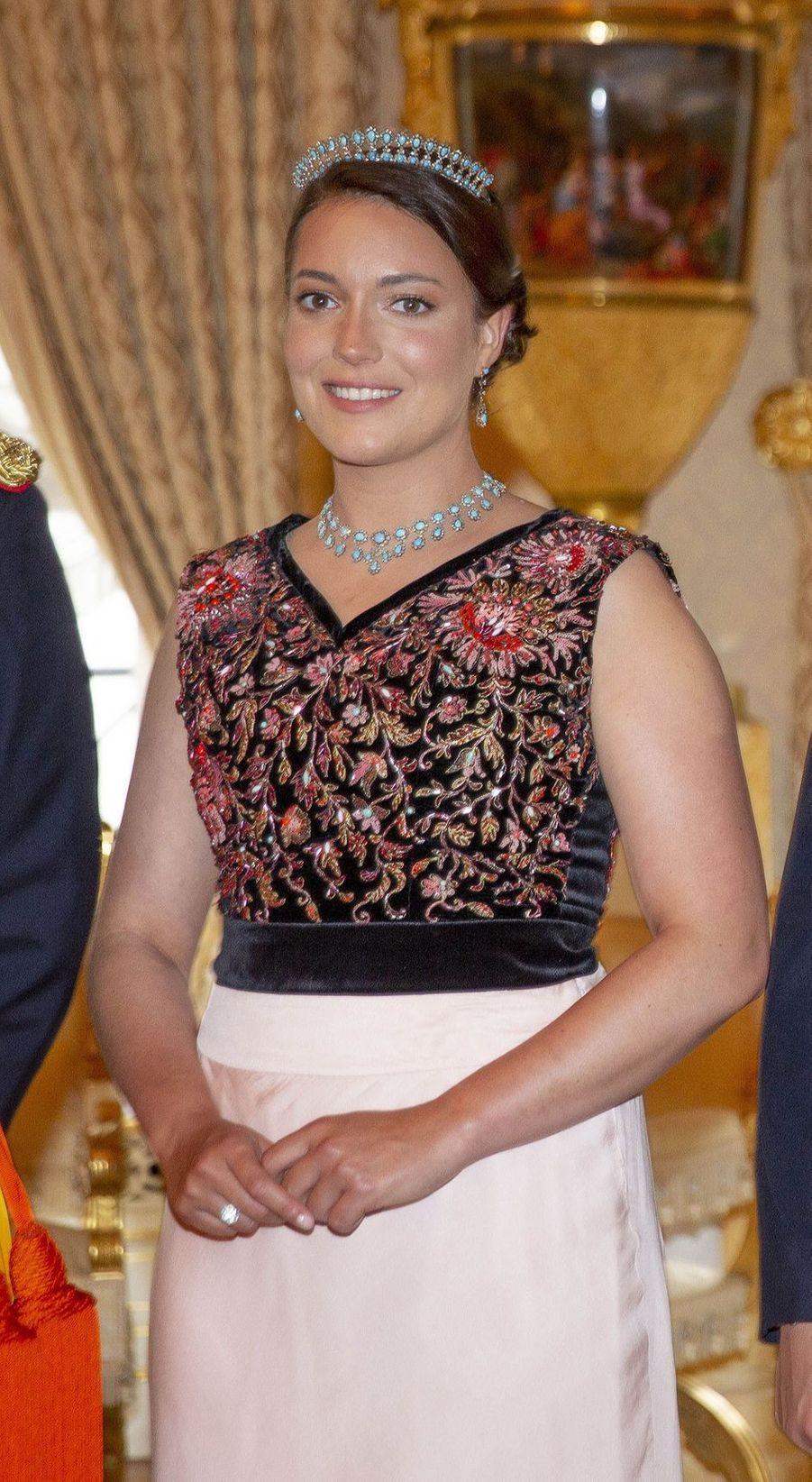 La princesse Alexandra de Luxembourg, le 23 juin 2019