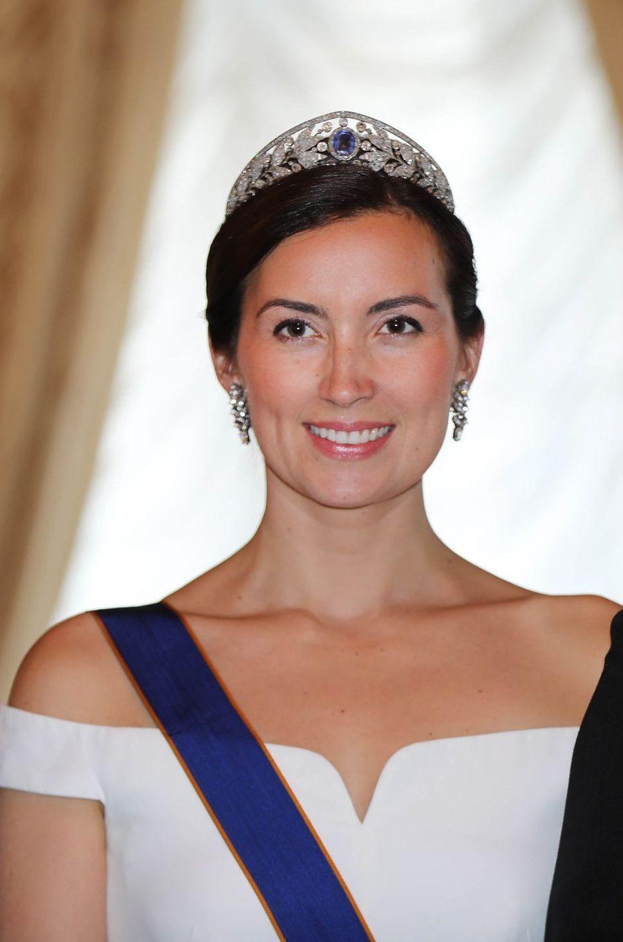 La princesse Claire de Luxembourg à Luxembourg, le 23 juin 2018