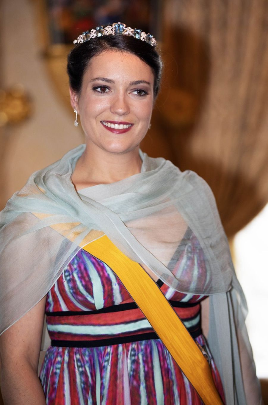 La princesse Alexandra de Luxembourg à Luxembourg, le 23 juin 2018