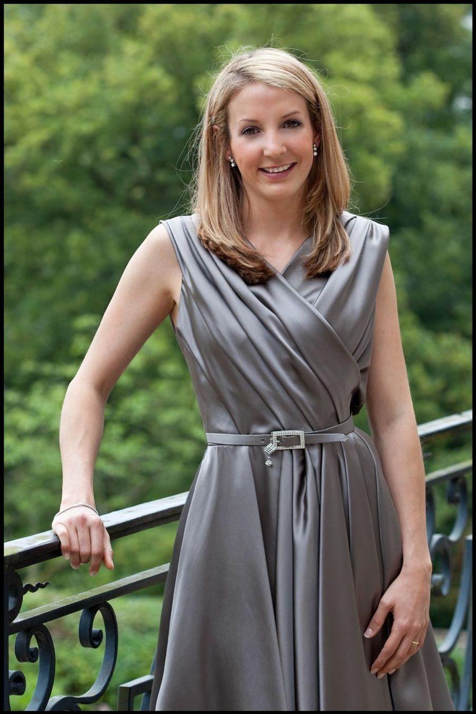 La princesse Tessy du Luxembourg en 2009