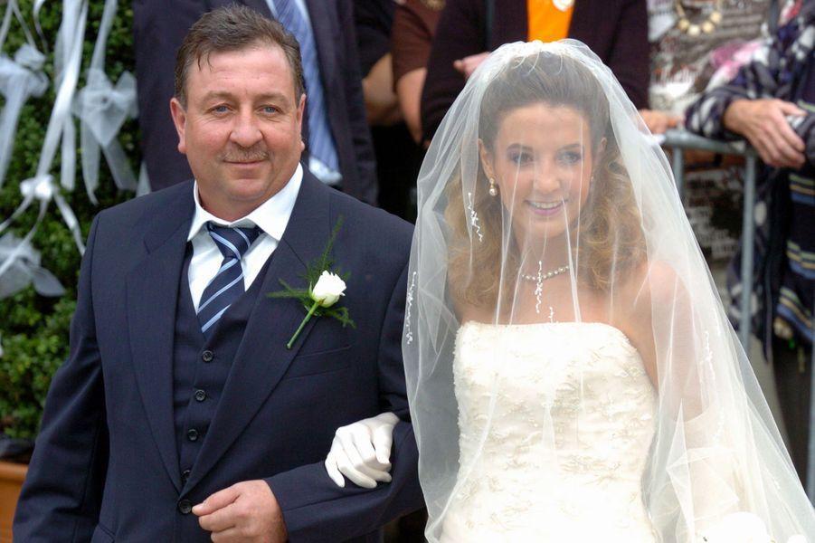 Le mariage de Tessy et du prince Louis du Luxembourg, en 2006