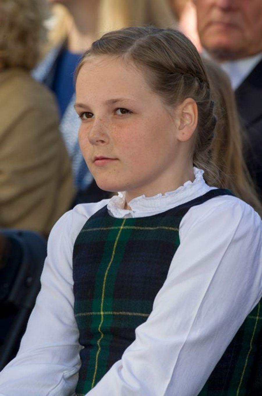 La princesse Ingrid-Alexandra de Norvège à Oslo, le 7 juin 2015