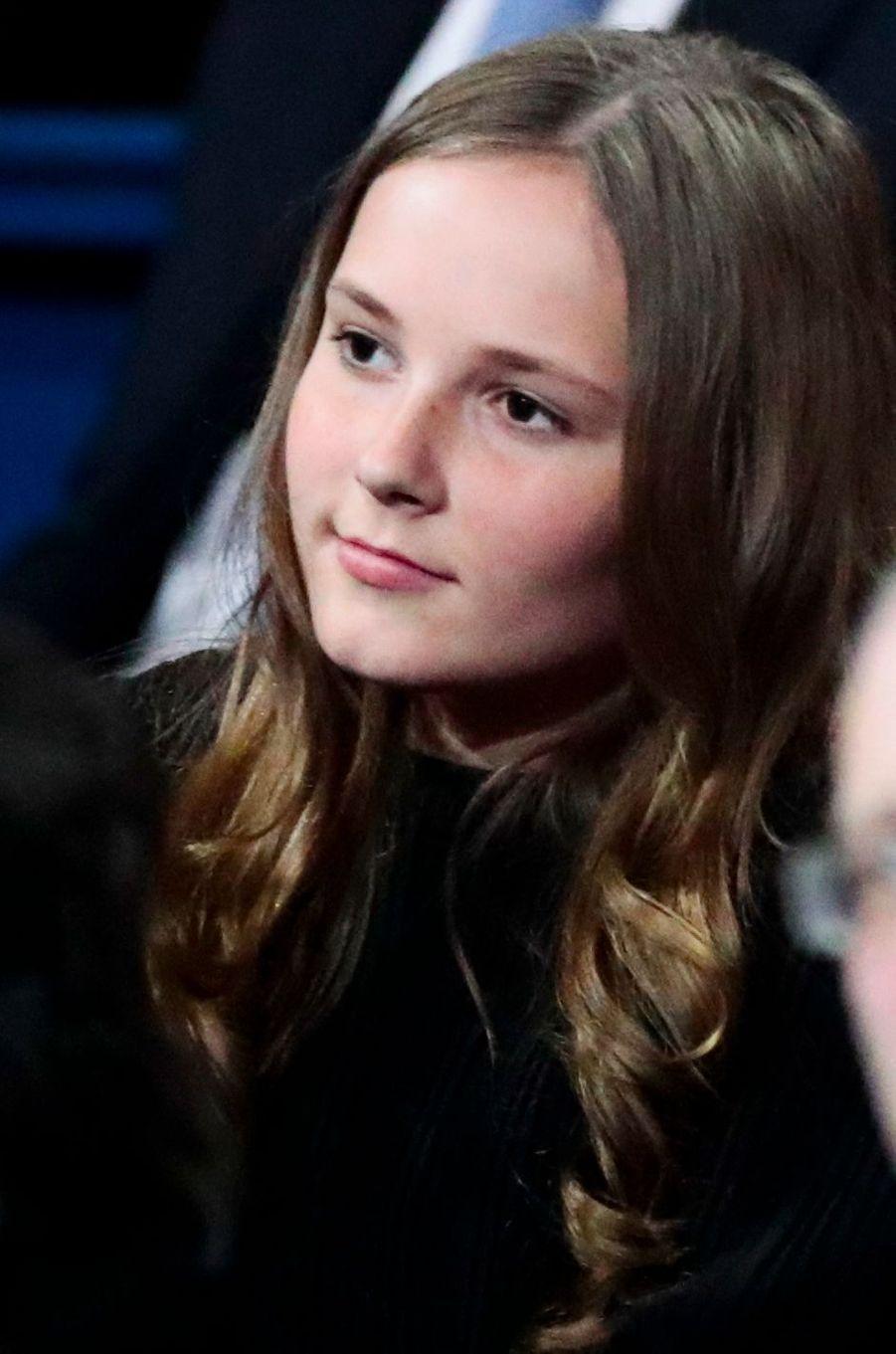 La princesse Ingrid Alexandra de Norvège à Oslo, le 11 décembre 2017