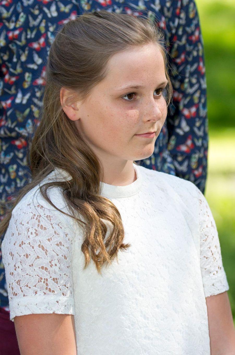 La princesse Ingrid Alexandra de Norvège à Oslo, le 13 juin 2016