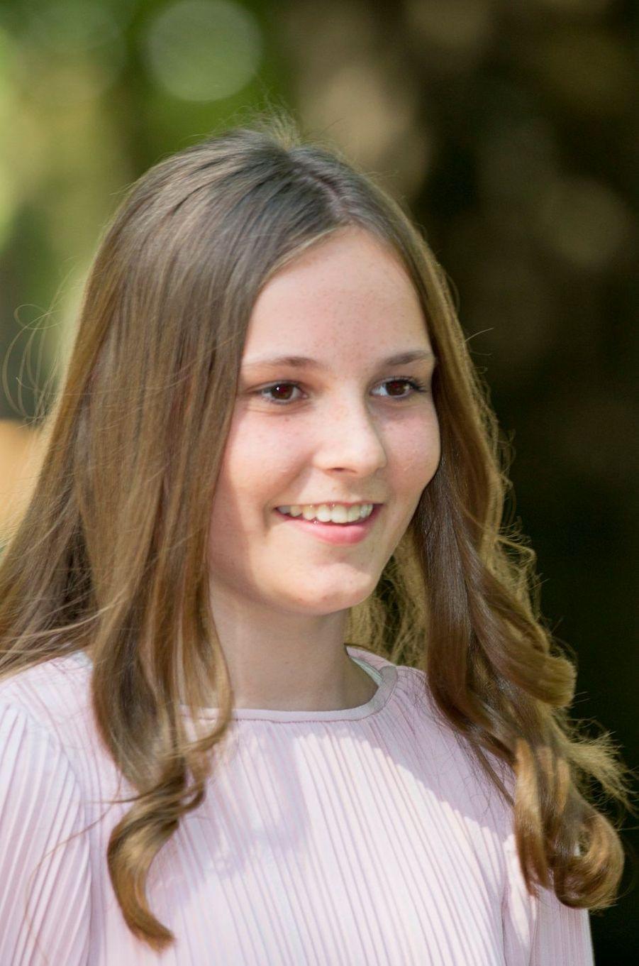 La princesse Ingrid Alexandra de Norvège à Oslo, le 7 juin 2018