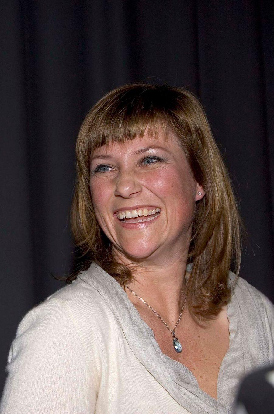 La princesse Märtha Louise de Norvège, le 7 novembre 2009