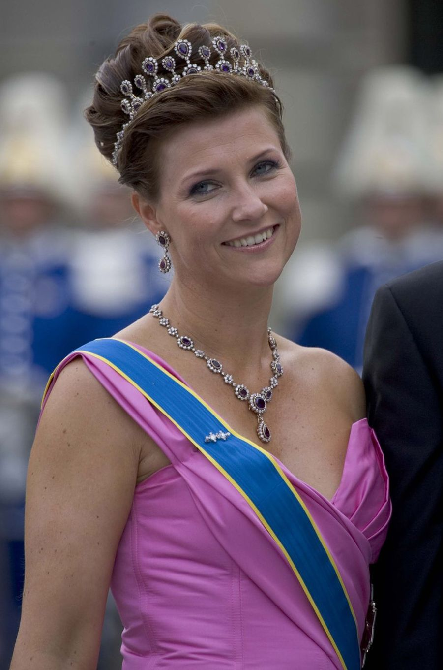 La princesse Märtha Louise de Norvège, le 19 juin 2010