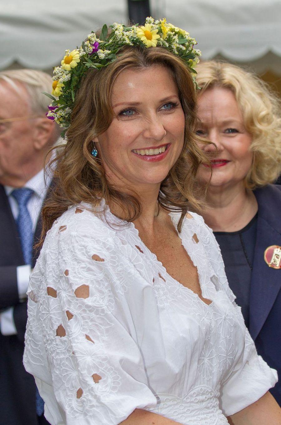 La princesse Märtha Louise de Norvège, le 23 juin 2016