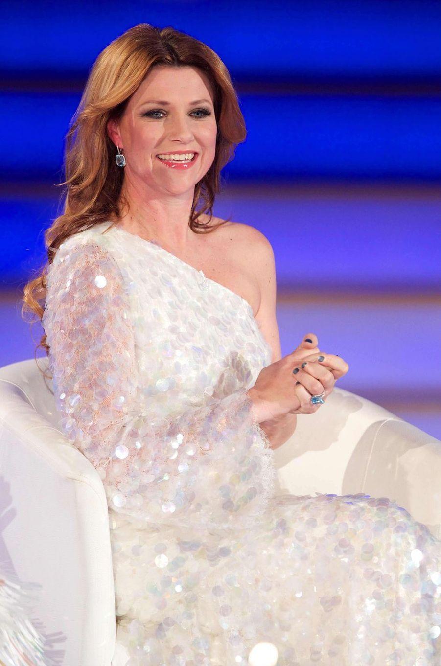 La princesse Märtha Louise de Norvège, le 1er décembre 2012