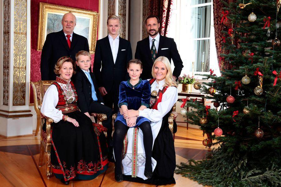 Marius Borg Hoiby, le 19 décembre 2013