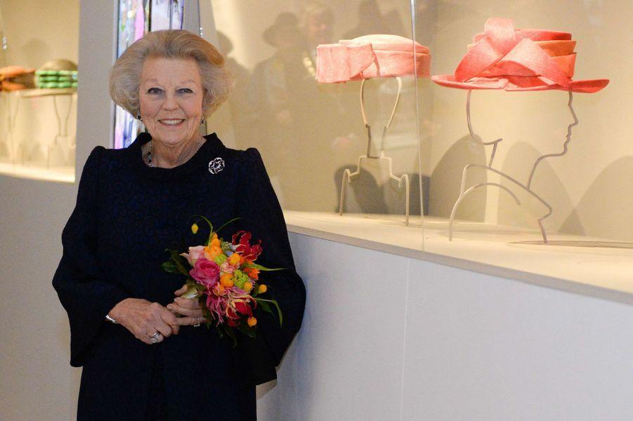 Exposition Chapeaux Beatrix Pays Bas 22 Mars 2017 31