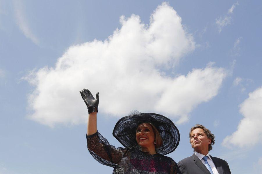 La reine Maxima des Pays-Bas à Ottawa, le 27 mai 2015