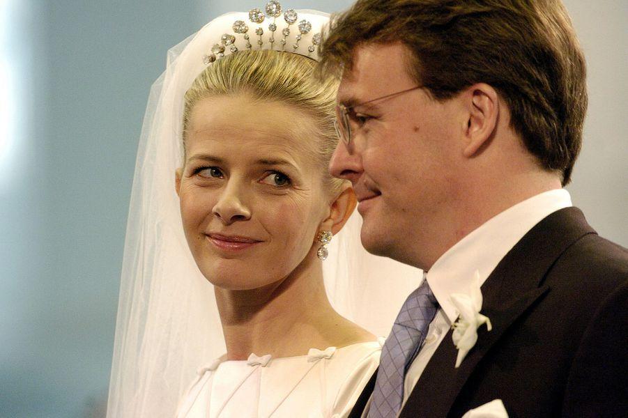 Mariage de Mabel Wisse Smit et du prince Friso des Pays-Bas, le 24 avril 2004