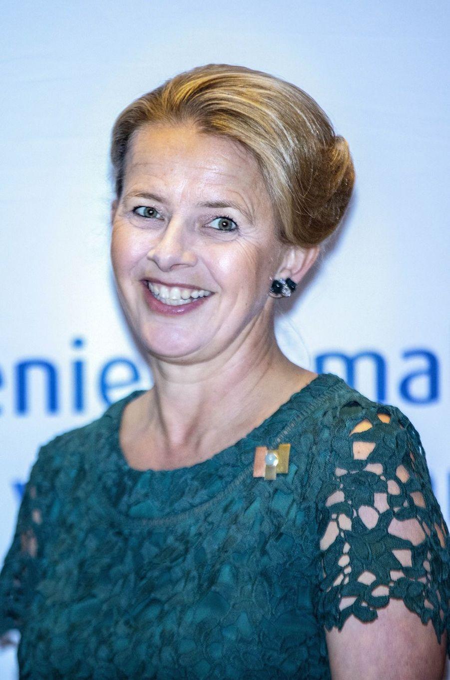 La princesse Mabel des Pays-Bas à Veldhoven, le 18 mars 2019