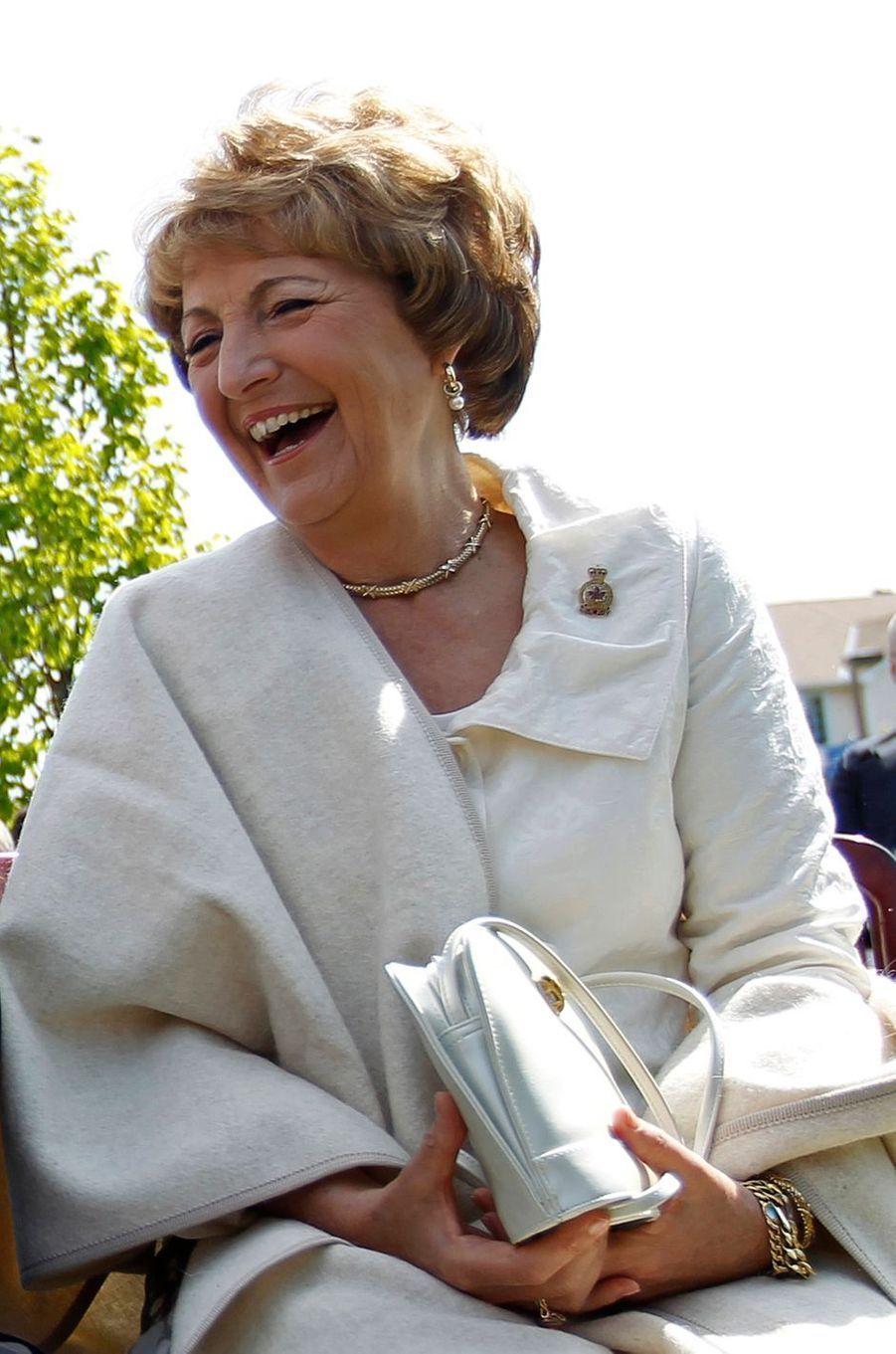 La princesse Margriet des Pays-Bas, le 11 mai 2010