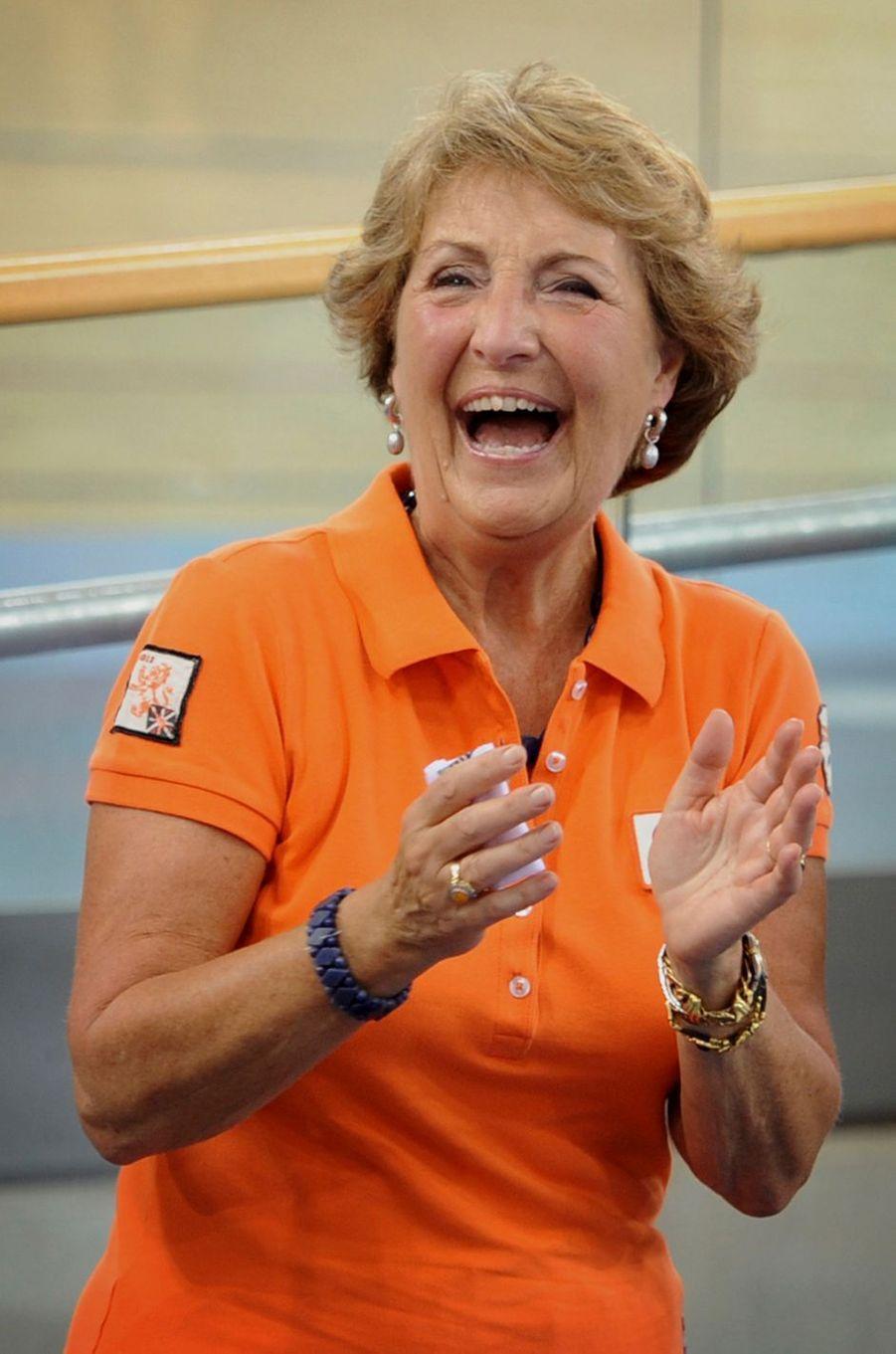 La princesse Margriet des Pays-Bas, le 1er septembre 2012