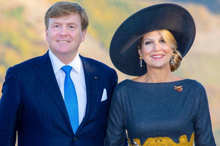 La reine Maxima des Pays-Bas à Bernkastel-Kues, le 10 octobre 2018