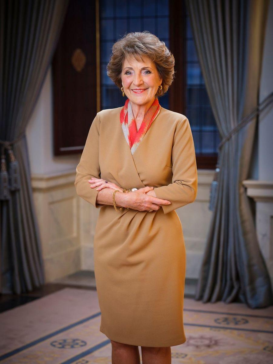 Nouveau portrait de la princesse Margriet des Pays-Bas, diffusé le 8 février 2020