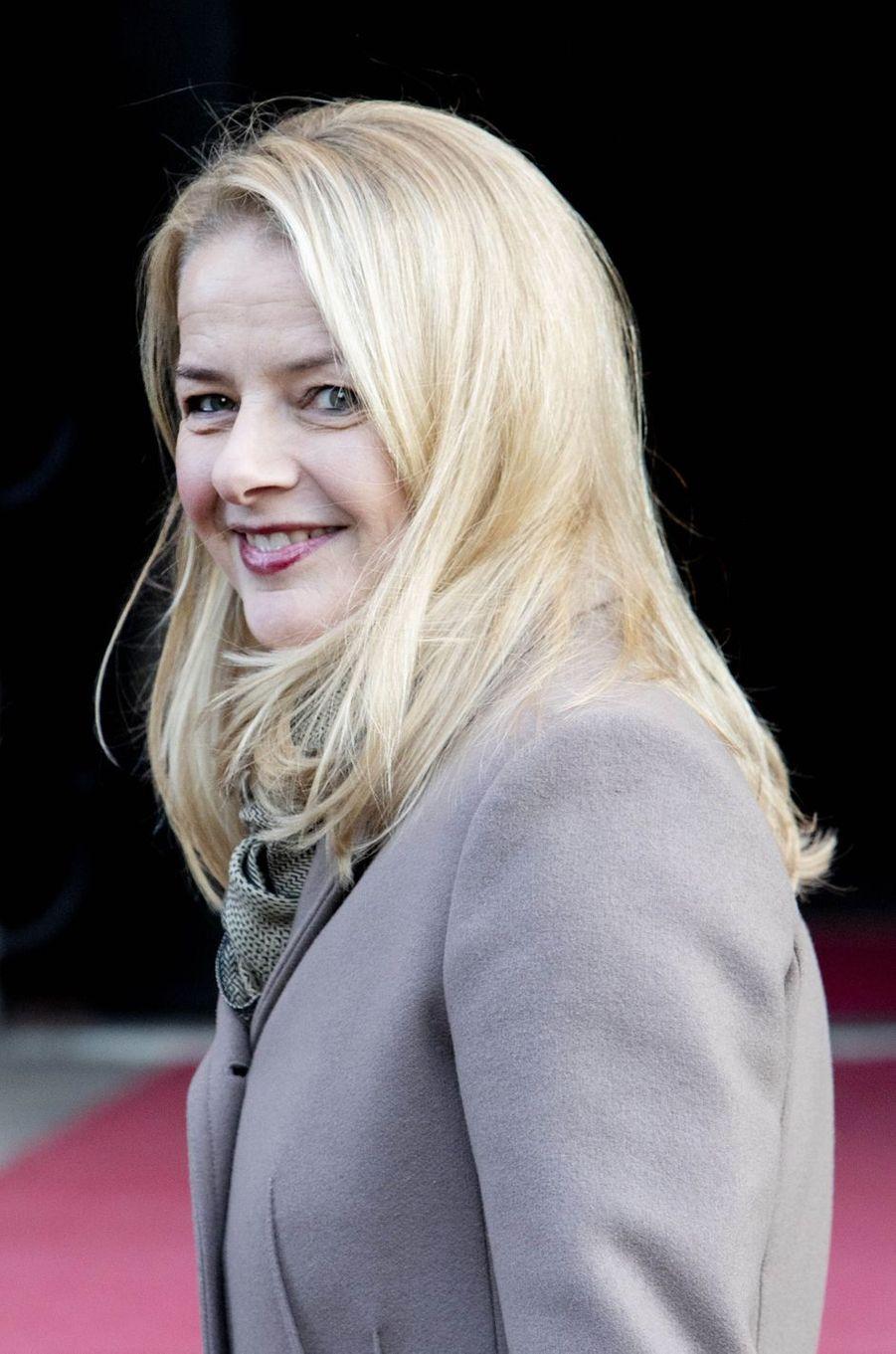 La princesse Mabel des Pays-Bas à Amsterdam, le 4 décembre 2019