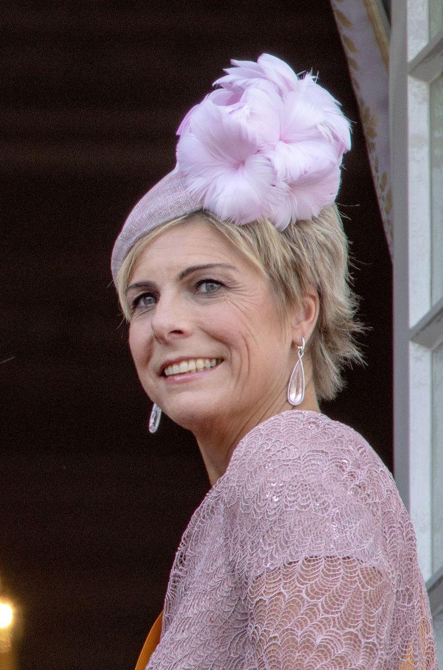 La princesse Laurentien des Pays-Bas à La Haye, le 17 septembre 2019