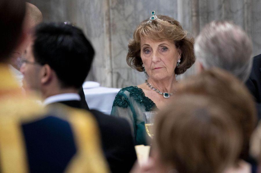 La princesse Margriet des Pays-Bas à Amsterdam, le 21 novembre 2018
