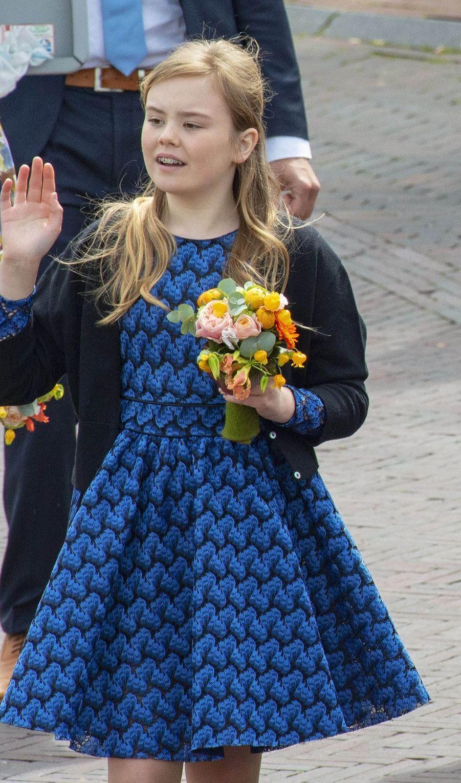 La princesse Ariane des Pays-Bas à Amersfoort, le 27 avril 2019