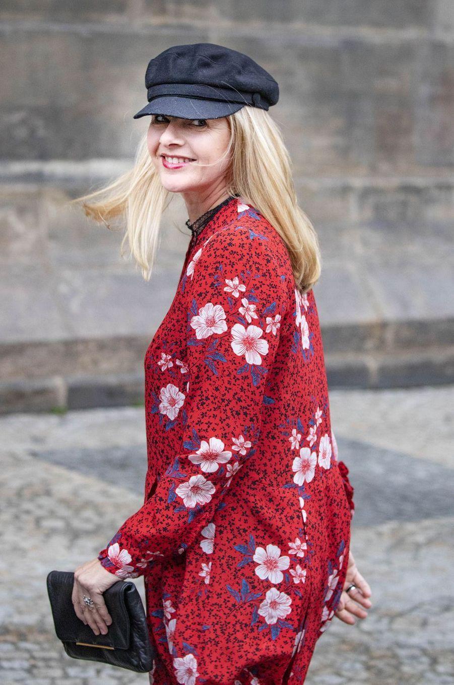 La princesse Mabel des Pays-Bas à Amsterdam, le 6 décembre 2018