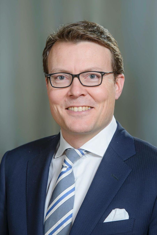 Le prince Constantijn des Pays-Bas