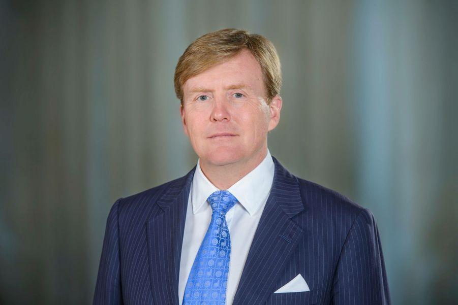 Le roi Willem-Alexander des Pays-Bas