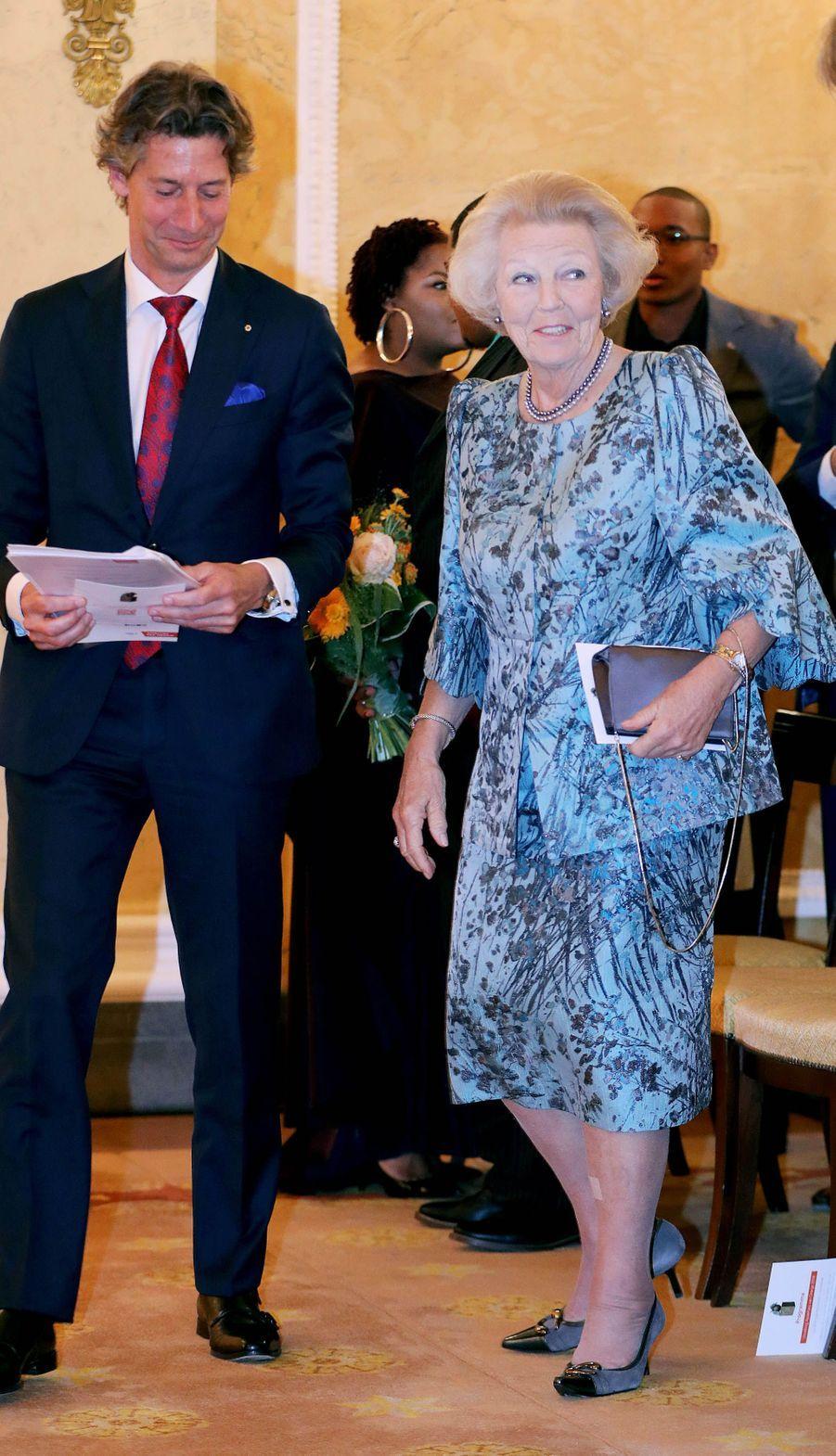 La princesse Beatrix des Pays-Bas à La Haye, le 6 juin 2018