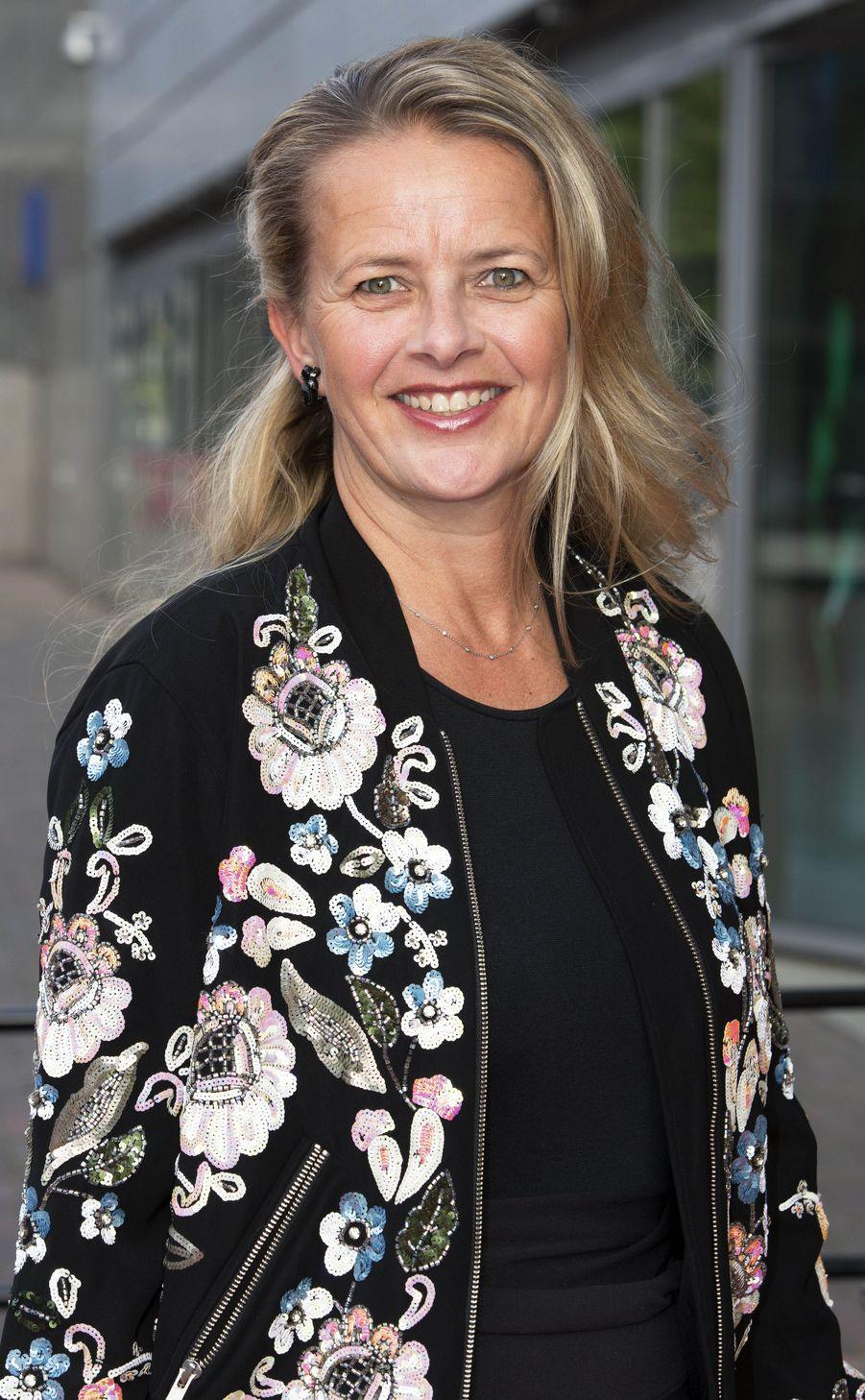 La princesse Mabel des Pays-Bas à Amsterdam, le 16 mai 2018