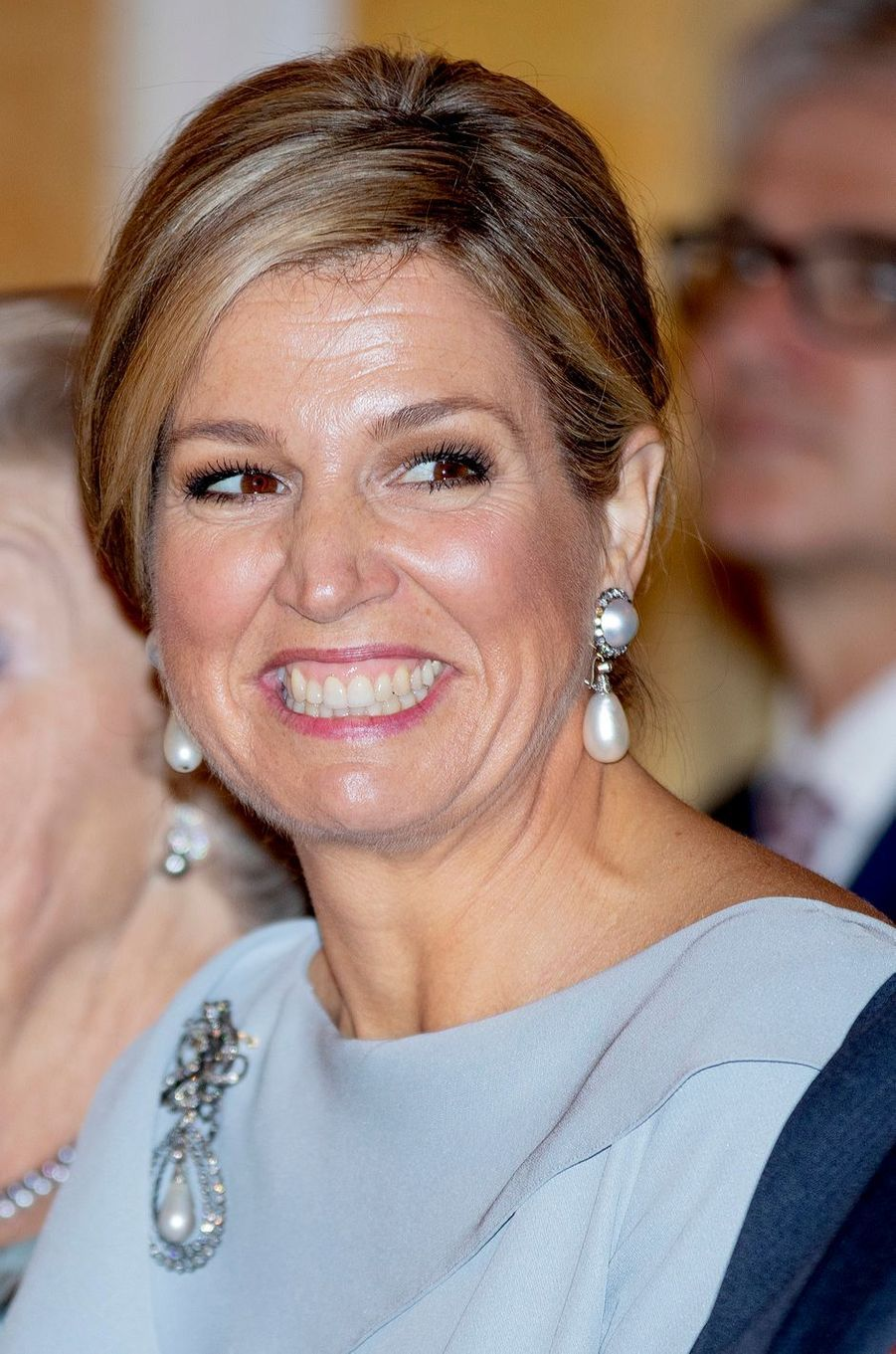 La reine Maxima des Pays-Bas, le 6 juin 2018