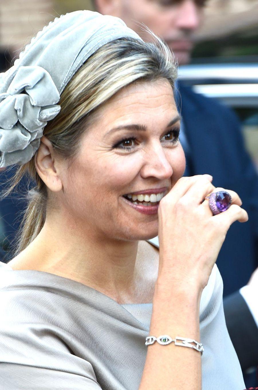 Quand Maxima rencontre Anna Paulowna, reine des Pays-Bas