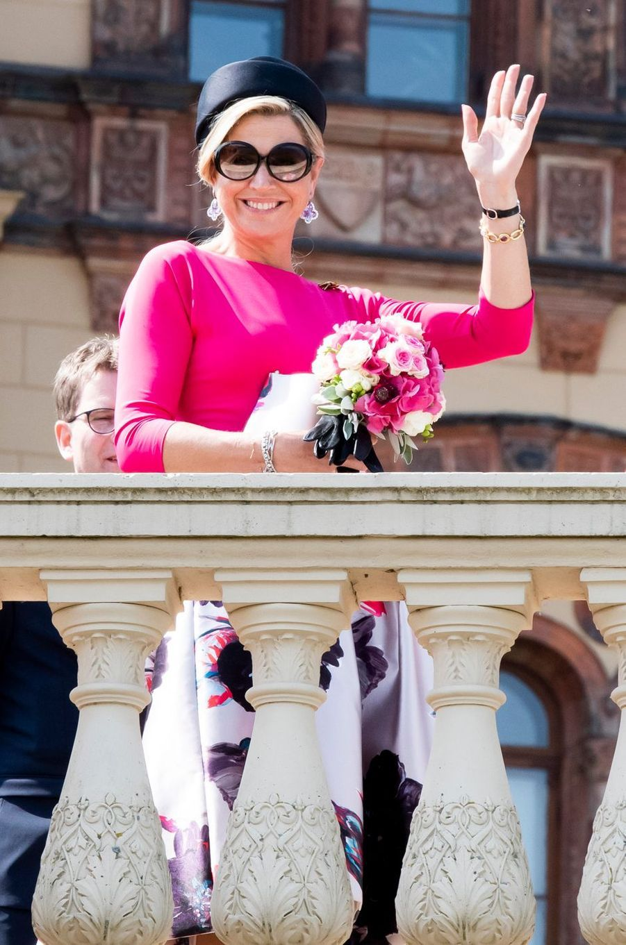 La reine Maxima des Pays-Bas en Allemagne, le 20 mai 2019